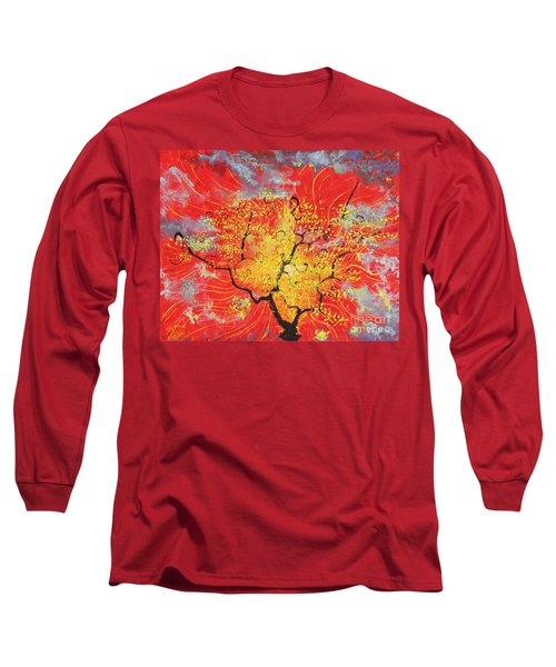 Embracing The Light Long Sleeve T-Shirt