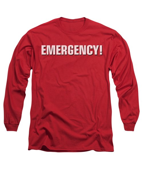 Emergency - Logo Long Sleeve T-Shirt