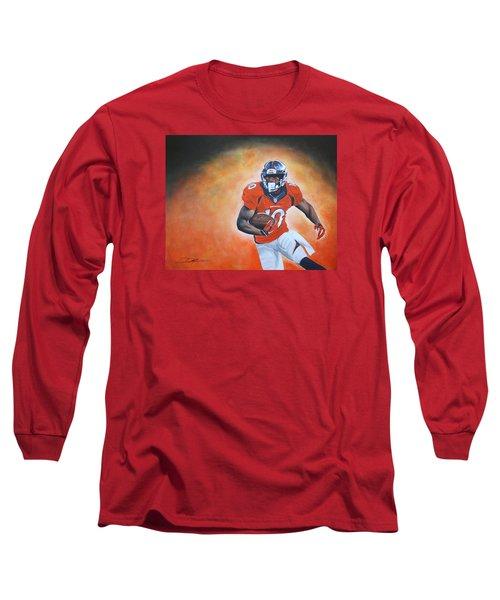 Emmanuel Sanders Long Sleeve T-Shirt