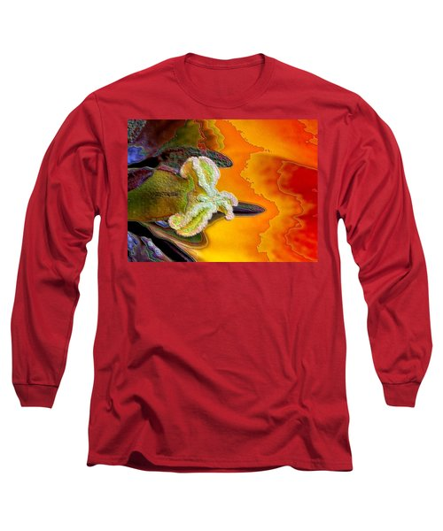 Enamel Tulip Long Sleeve T-Shirt