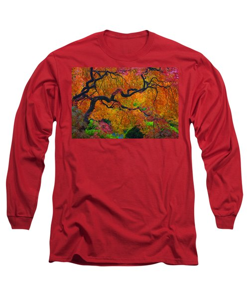 Enchanted Canopy Long Sleeve T-Shirt