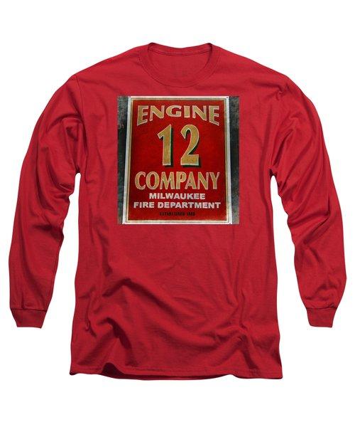 Engine 12 Long Sleeve T-Shirt