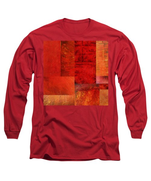 Essence Of Red 2.0 Long Sleeve T-Shirt
