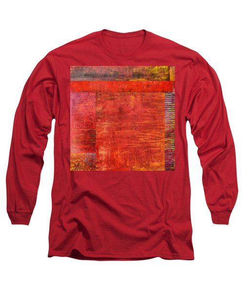 Essence Of Red Long Sleeve T-Shirt