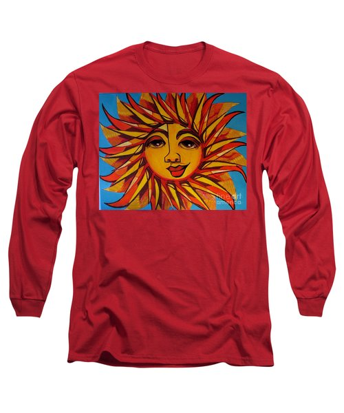 Fabulous Fanny - Here Comes The Sun Long Sleeve T-Shirt