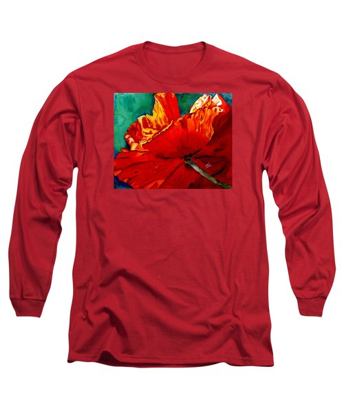 Facing The Light Long Sleeve T-Shirt