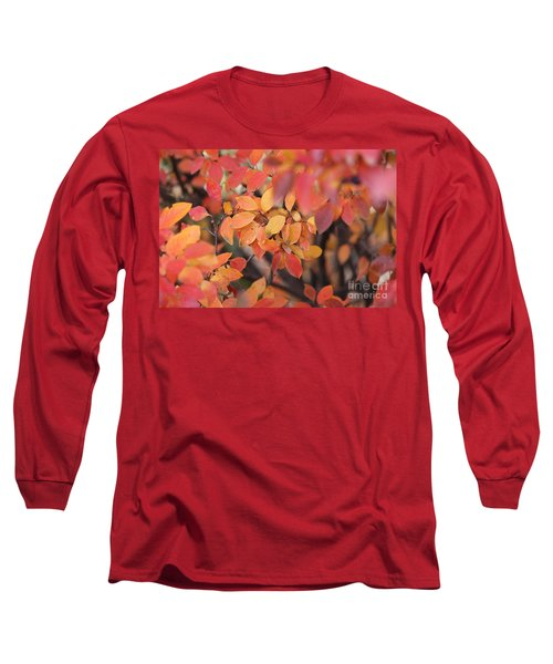 Long Sleeve T-Shirt featuring the photograph Fall by Ann E Robson