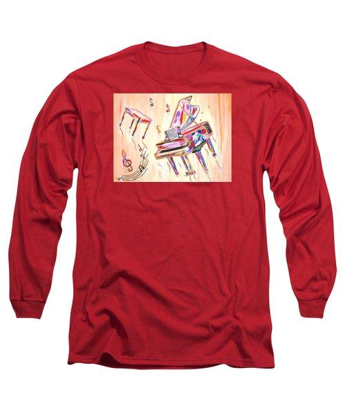 Fantasy Impromptu Long Sleeve T-Shirt