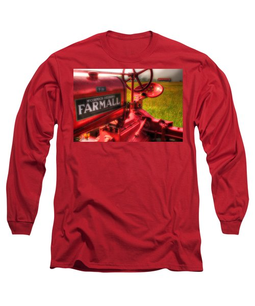 Farmall Morning Long Sleeve T-Shirt