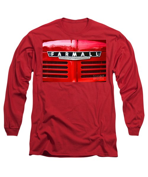 Farmall Long Sleeve T-Shirt