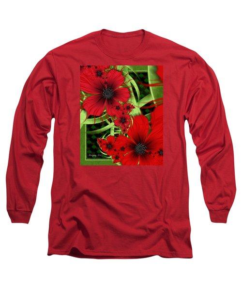 Feelin' Red Long Sleeve T-Shirt
