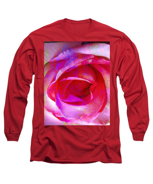Feelings Long Sleeve T-Shirt