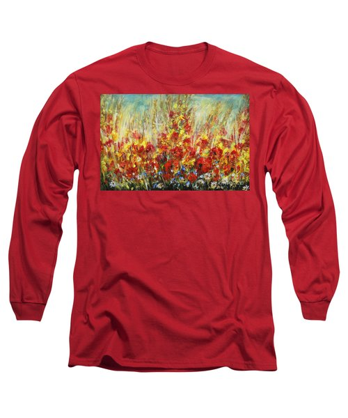 Fields Of Dreams II Long Sleeve T-Shirt