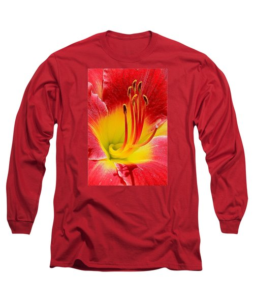 Flower 12 Long Sleeve T-Shirt