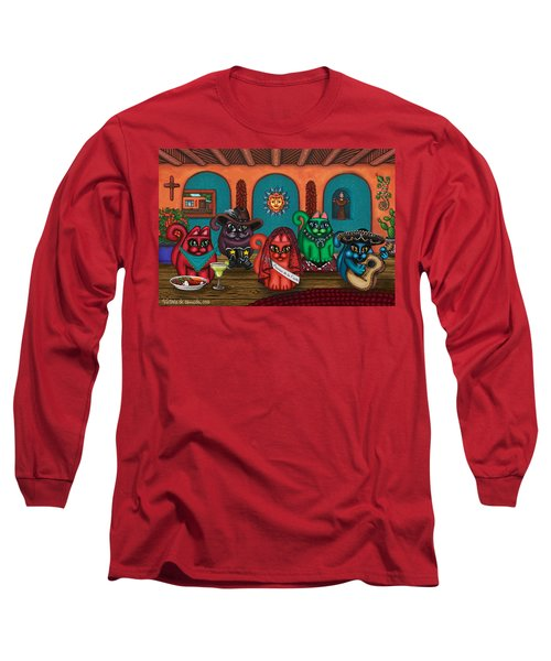Fiesta Cats II Long Sleeve T-Shirt