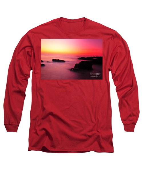 Fine Art - Pink Sky Long Sleeve T-Shirt