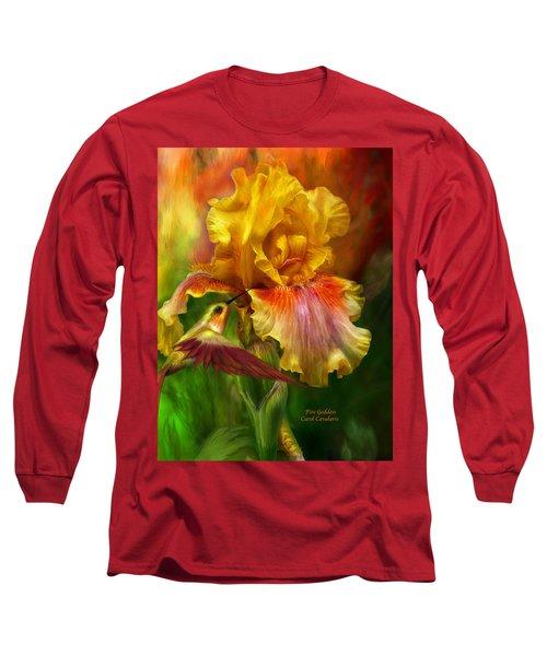 Fire Goddess Long Sleeve T-Shirt