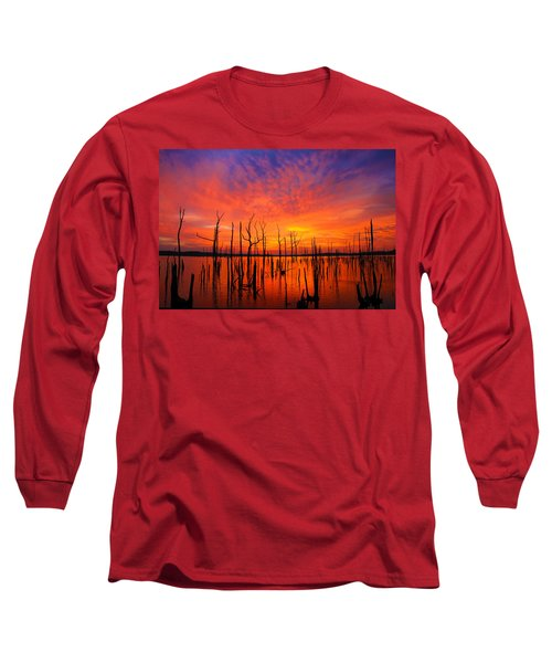 Fired Up Morn Long Sleeve T-Shirt