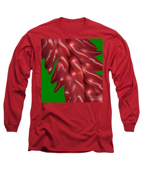 Firey Peppers Long Sleeve T-Shirt