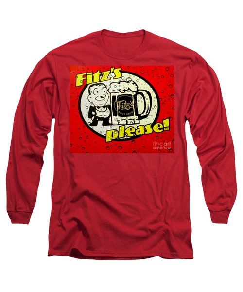 Fitz's Please All Wet Long Sleeve T-Shirt