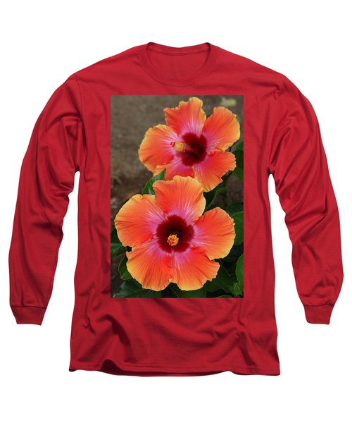Floral Beauty 2  Long Sleeve T-Shirt