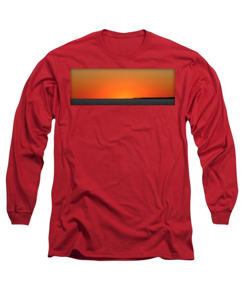 Florida Orange Long Sleeve T-Shirt