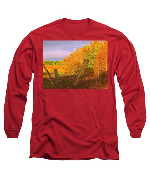 Florida Wetlands  Long Sleeve T-Shirt