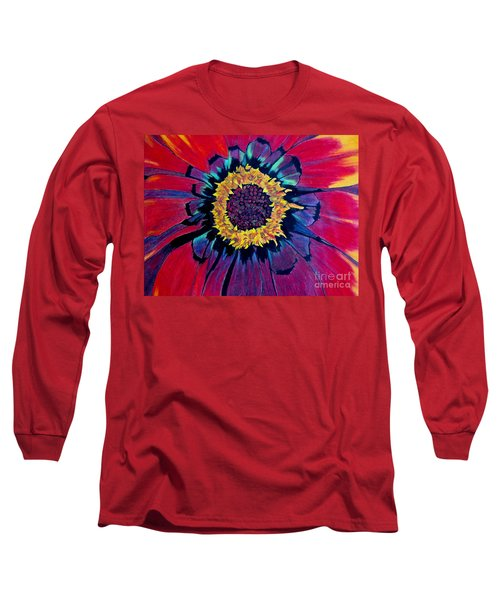 Flowerburst Long Sleeve T-Shirt