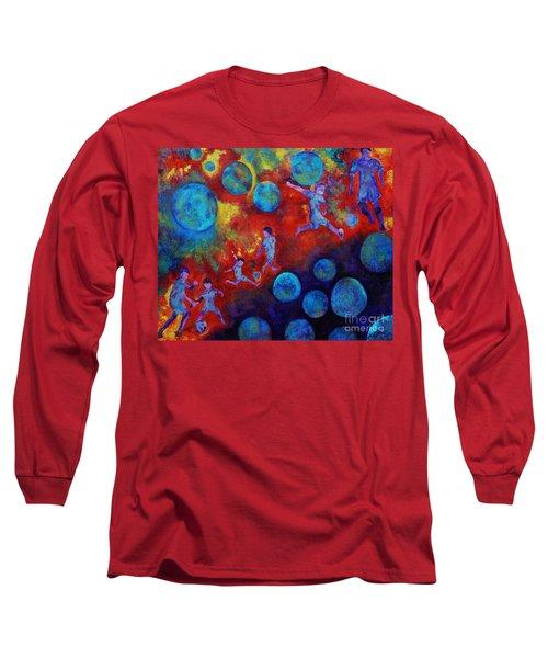 Football Dreams Long Sleeve T-Shirt