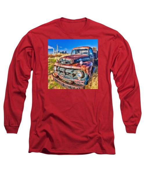Looking For Work Long Sleeve T-Shirt