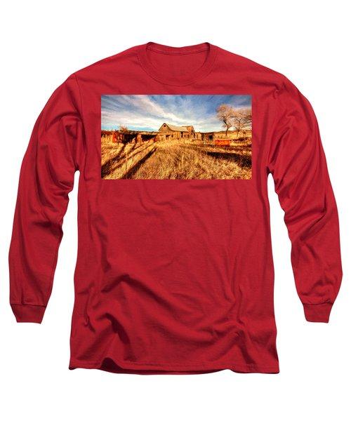 Forgotten Farm Long Sleeve T-Shirt