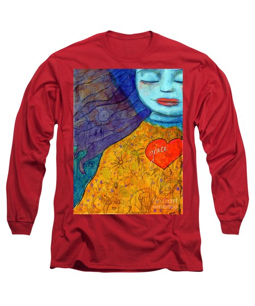 Free Your Mind And Grace Will Follow Long Sleeve T-Shirt