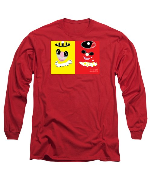 Frick And Frack  Long Sleeve T-Shirt