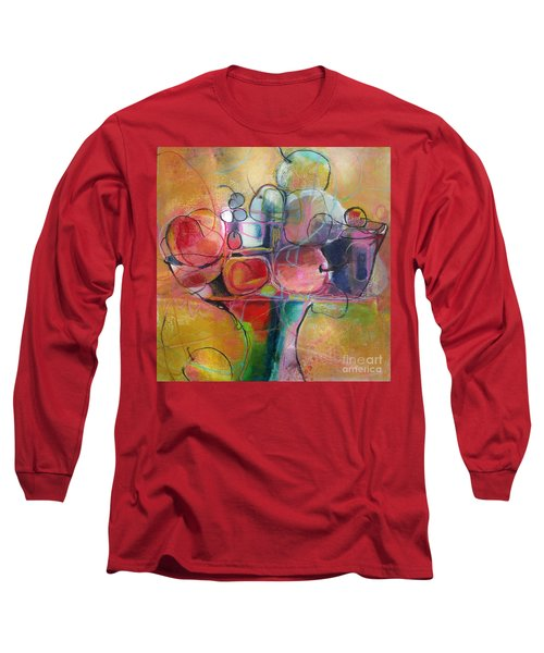 Fruit Bowl No.1 Long Sleeve T-Shirt
