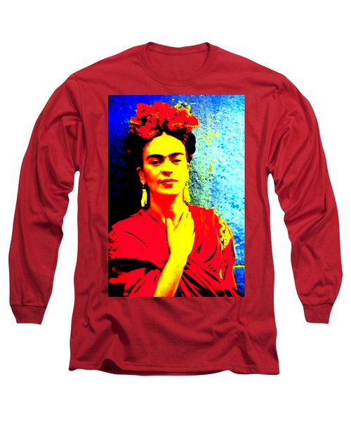 Funky Frida IIi Long Sleeve T-Shirt