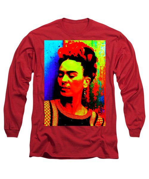 Funky Frida Long Sleeve T-Shirt