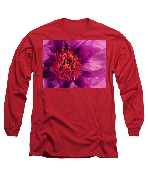 Fuschia Surprise Long Sleeve T-Shirt