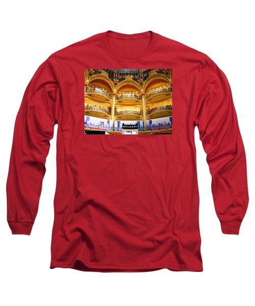 Galleries Laffayette  Long Sleeve T-Shirt