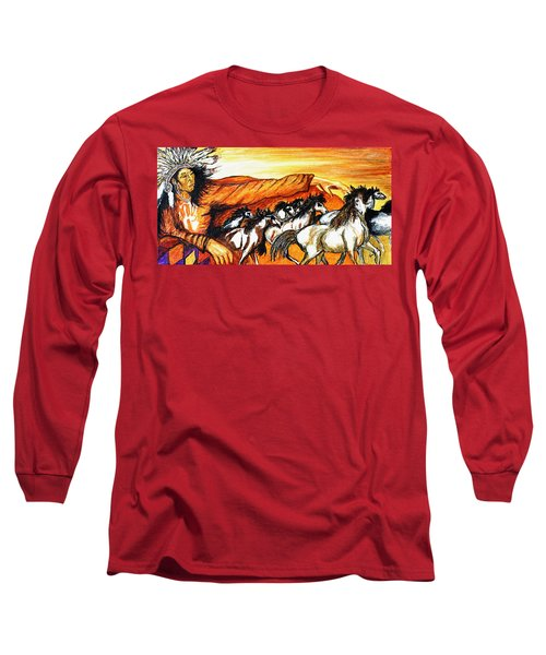 Gift Of The Pinto Long Sleeve T-Shirt