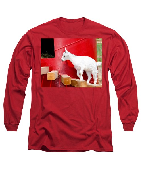 Kid's Play Long Sleeve T-Shirt