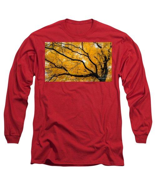 Golden Tree Long Sleeve T-Shirt