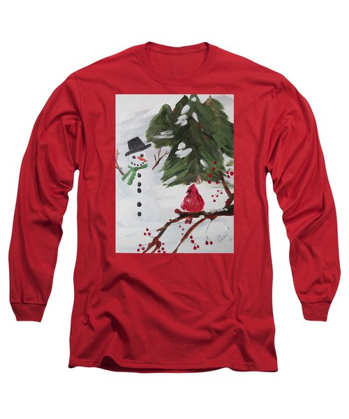 Good Tidings Long Sleeve T-Shirt