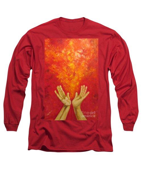 Gracias Long Sleeve T-Shirt