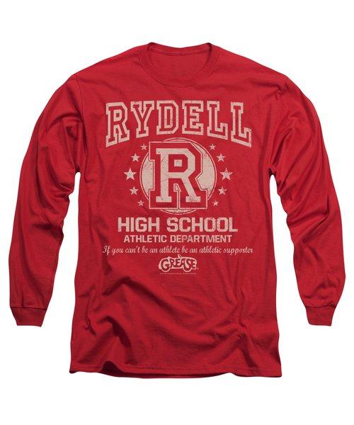 Grease - Rydell High Long Sleeve T-Shirt