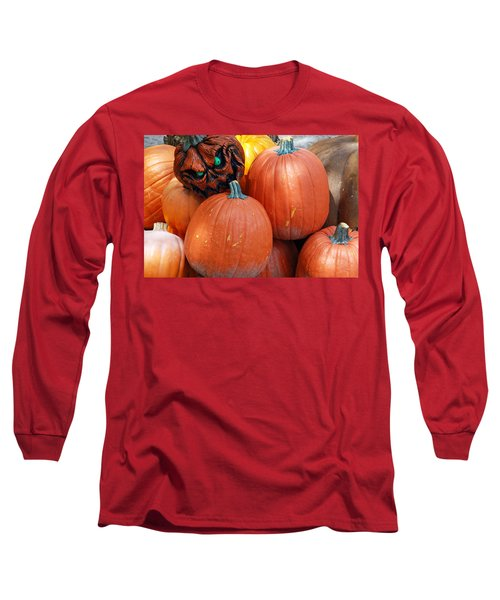 Halloween Goblin Long Sleeve T-Shirt
