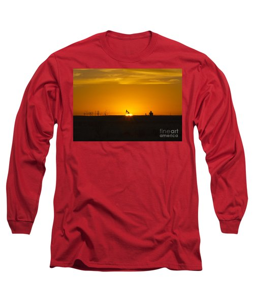 Hammering The Sun Long Sleeve T-Shirt