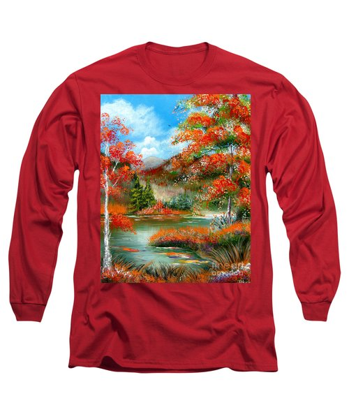 Happy Ever After Autumn  Long Sleeve T-Shirt