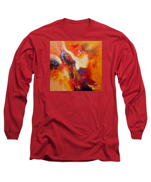 Sold Out Long Sleeve T-Shirt by Sanjay Punekar