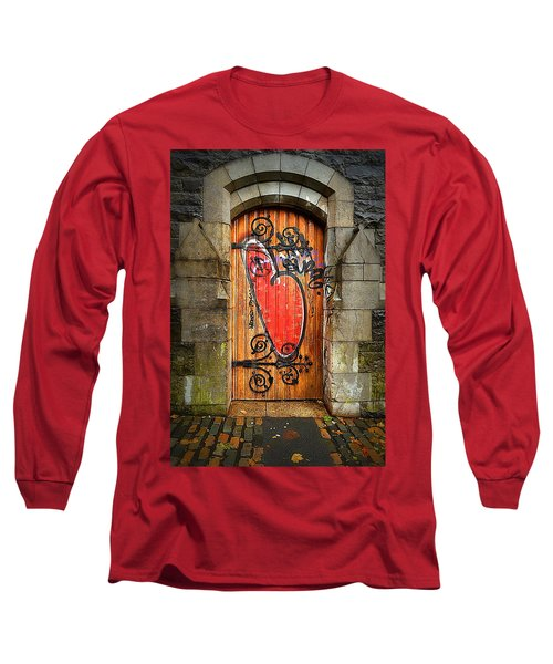 Have A Heart - Don't Desecrate Long Sleeve T-Shirt