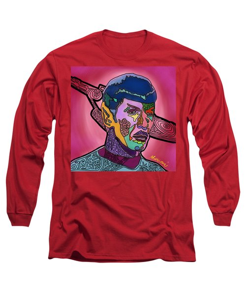 He Lived And Prospered Long Sleeve T-Shirt